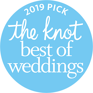 The Knot 2019 Best of Weddings Pick
